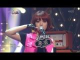 AOA Black - Moya (Comeback Stage) @ Music Bank (July 26, 2013)