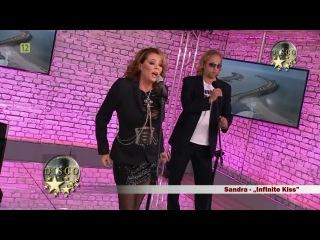 Sandra - Infinite Kiss (LIVE) HD