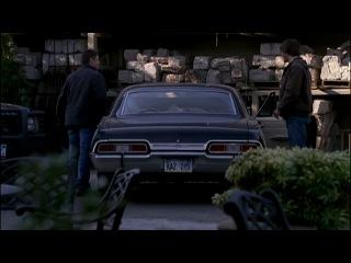 Сверхъестественное - приколы со съемок 1 сезона (NovaFilm & FarGate)