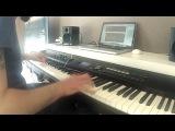 Moderat - A New Error (Piano Cover)
