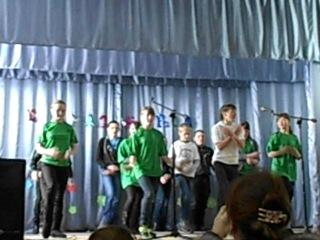 Наш танец под песню Кеши Тик -Ток