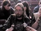 1997.06.19 Егор Летов и Чёрный Лукич - Новосибирск, к-т им Маяковского (интервью) (2cam-mix)