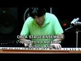 Демонстрация цифрового пианино ORLA Stage Ensemble функция автоакомпанимента вар.2