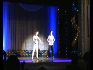 perfomance for Avangard, dancers kids Матвей Лиза