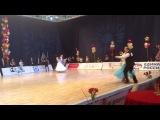 Imperial Cup 2014 (Нижний Новгород 10.03.2014) Сеньоры, Венский Вальс