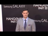 Hangover Part III Stars Hit the Red Carpet