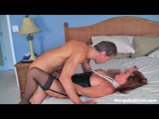 Mom seduces son when she finds out his taste in porn part - 3