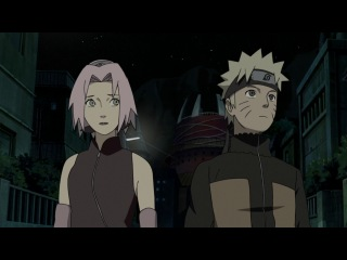 Naruto the Movie: Road to Ninja / Наруто Фильм 9: Путь ниндзя BD | Zendos & Eladiel [AniLibria.Tv]