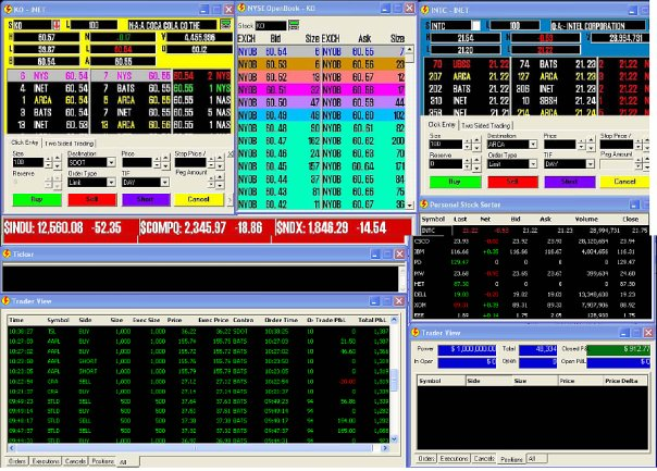 Торговый терминал Blackwood - это инструмент для осуществления биржевых операций любой сложности.