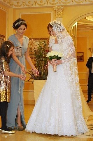 невесты фото чеченские
