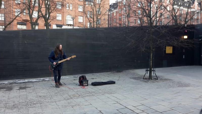 Хельсинский гитарист