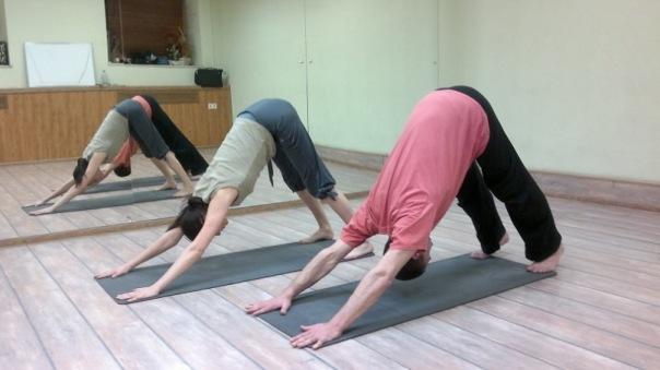 Йога в риге йога для начинающих