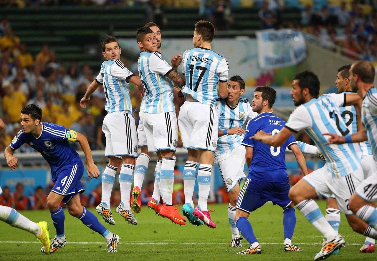 ФОТО: Аргентина - Босния и Герцеговина (15.06.2014)