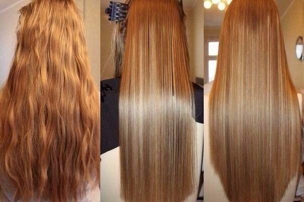 Домашнее ламинирование волос