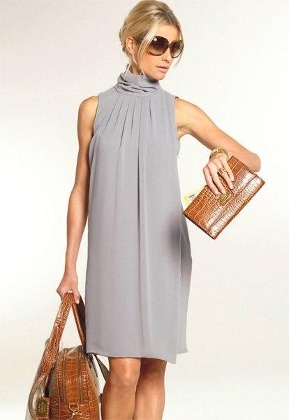 Выкройка для платья в офис