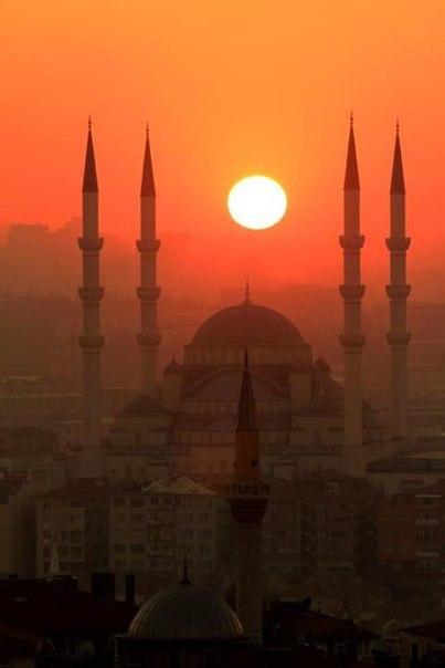 Мечеть в Стамбуле, Турция