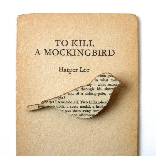 a character summary of harper lees novel to kill mockingbird