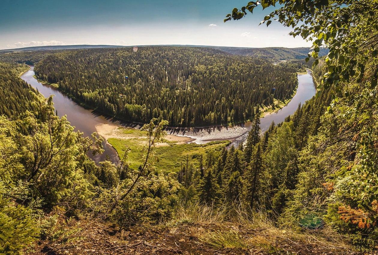 усьва река фото