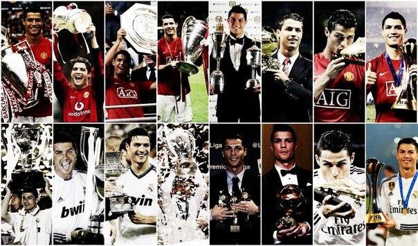 Криштиану Роналду(Cristiano Ronaldo dos Santos Aveiro)
