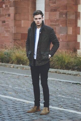 Street Style Lookbook Vk