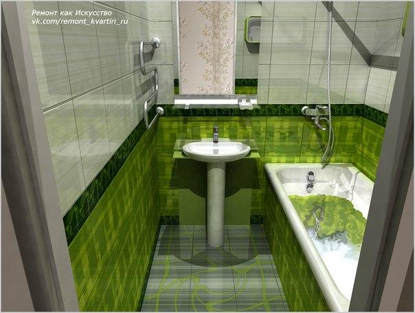 Идеи для ванной комнаты своими руками
