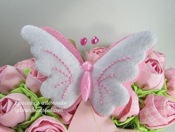 Ideas para el hogar plantillas para mariposas de fieltro - Plantillas de mariposas ...