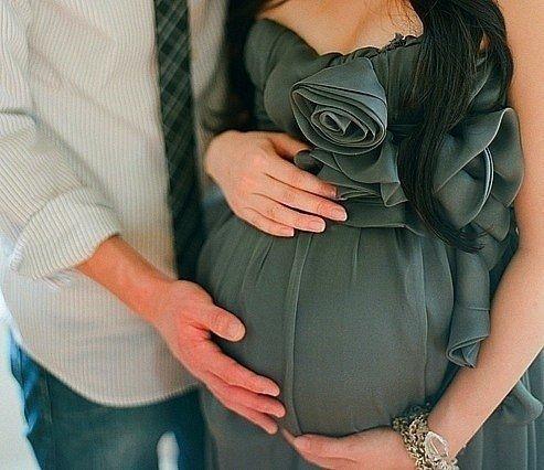 Фото беременных девушек с мужем без лиц