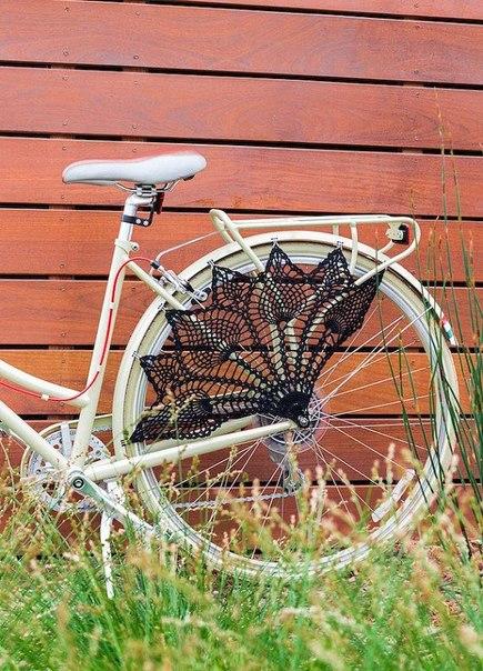 Настоящий Женский велосипед всегда можно отличить от мужского!… (6 фото) - картинка