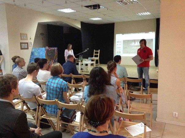 """Наш специальный корреспондент: Ирек Низамов (он же блогер montequillaa) побывал на презентации проекта """"Карта инициатив Татарстана"""". Вот его репортаж."""