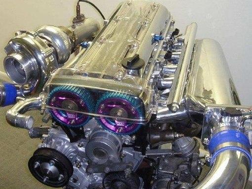 если двигатель с 2
