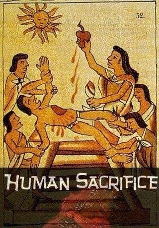 Discovery: Человеческие жертвоприношения (3 части).