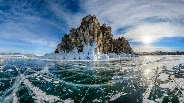 Остров Ольхон, озеро Байкал. Автор фото: Антон Лопуховский.