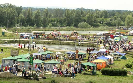 Стала известна программа празднования Спасской ярмарки в Елабуге