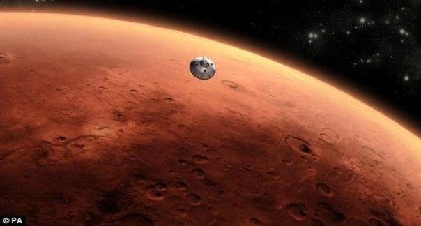 Життя з Марсу на Землі