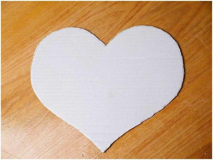 Как сделать формочку сердечко своими руками 89