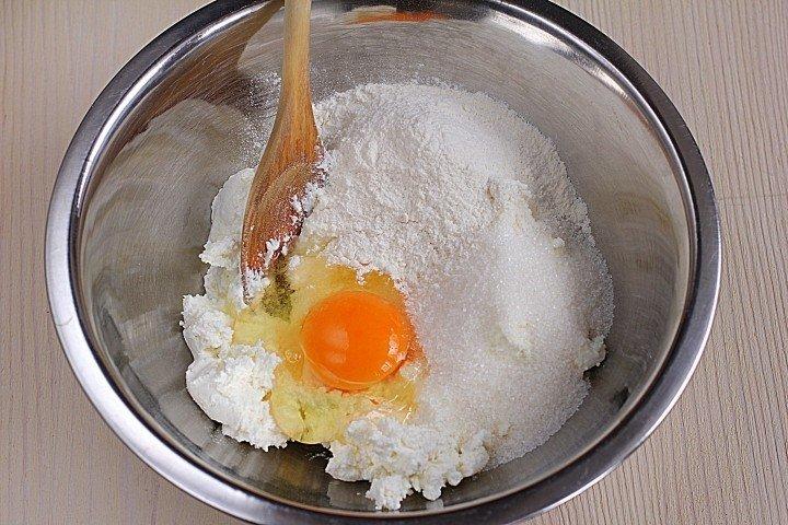 Приготовления сырников из творога пошаговый рецепт