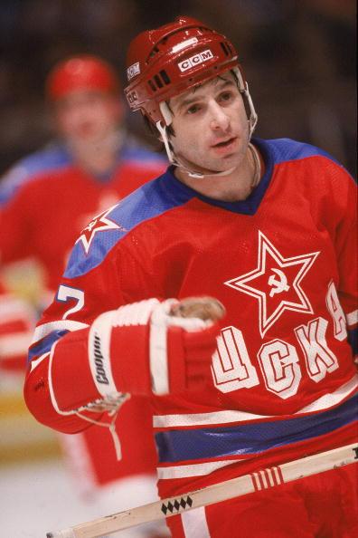 Валерий Борисович Харламов биография выдающегося хоккеиста