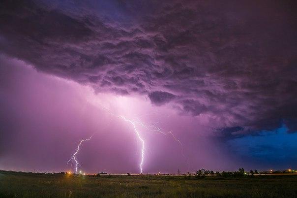 Гнев богов. Оренбургская область, город Орск. Автор фото – Павел Сагайдак.