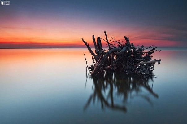 Прекрасные пейзажи Канадских озер от фотографа Скотта Крокера.