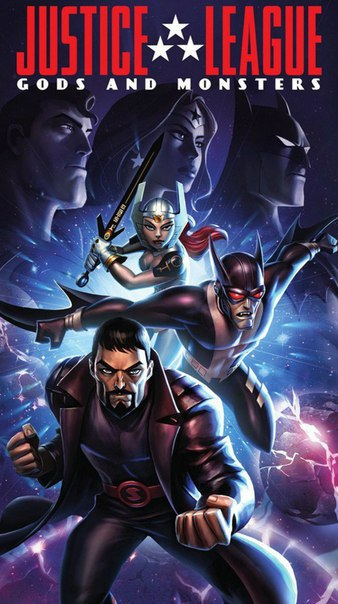 Подборка лучшего мультфильма про супергероев Лига Справедливости: