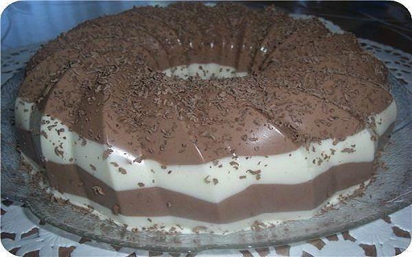 Десерт «Облако счастья»