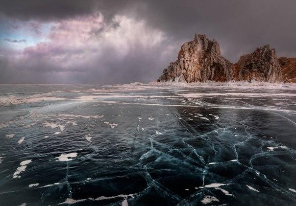 «Cуровый край». Байкал. Фотограф — Александр Атоян