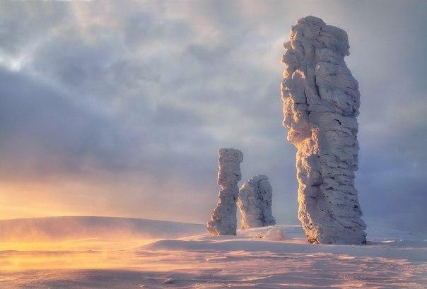Плато Маньпупунёр, Северный Урал. Автор фото — Сергей Макурин