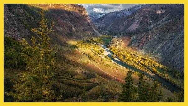 Проверьте, хорошо ли вы знаете географию — решите нашу задачку. Назовите реку в России, протекающую по областям мезозойской и герцинской складчатостей, бассейн которой расположен на территории трех государств.