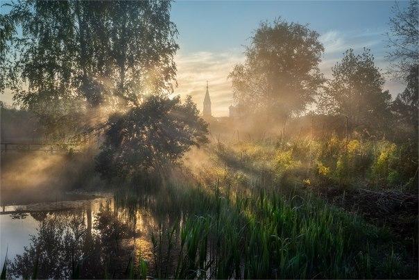 «Утро на околице». Автор фото — Александр Киценко: nat-geo.ru/photo/user/49760/