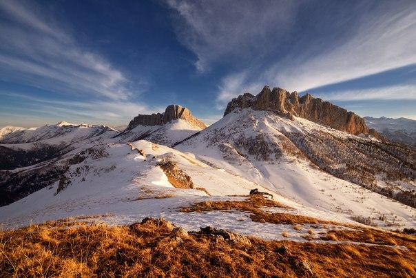 Природный парк «Большой Тхач». Адыгея. Автор фото — Максим Евдокимов: nat-geo.ru/photo/user/113899/