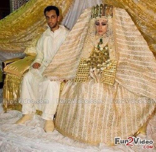 Шокирующие свадебный платья