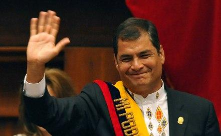 Эквадор не намерен просить разрешения поставлять продукты в Россию