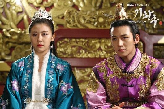 Сериал Императрица Ки Empress Ki смотреть онлайн