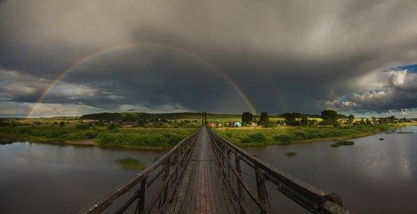 Деревня Карповская, Архангельская область. Автор фото: Виталий Истомин.